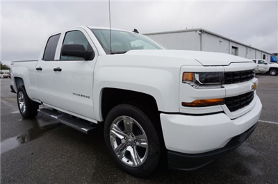 2018 Silverado 1500 Double Cab 4x4, Pickup #A343156 - photo 7