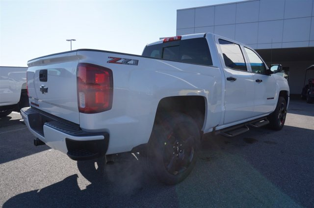 2018 Silverado 1500 Crew Cab 4x4 Pickup #A343207 - photo 5