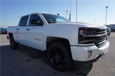 2018 Silverado 1500 Crew Cab 4x4 Pickup #A343207 - photo 7