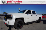 2018 Silverado 1500 Crew Cab 4x4 Pickup #A343207 - photo 1