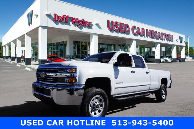 2015 Silverado 2500 Crew Cab 4x4, Pickup #A343312A - photo 1