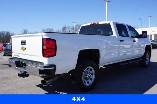 2015 Silverado 2500 Crew Cab 4x4, Pickup #A343312A - photo 5