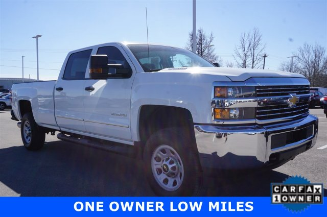2015 Silverado 2500 Crew Cab 4x4, Pickup #A343312A - photo 6