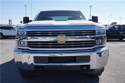2015 Silverado 2500 Crew Cab 4x4, Pickup #A343312A - photo 8