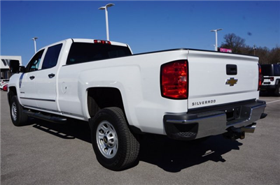 2015 Silverado 2500 Crew Cab 4x4, Pickup #A343312A - photo 2