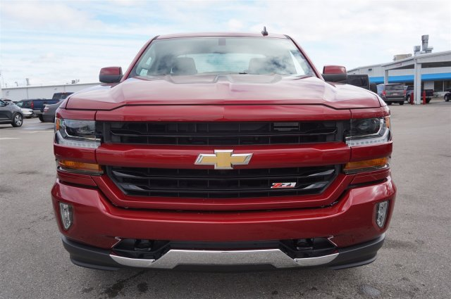 2018 Silverado 1500 Extended Cab 4x4 Pickup #A343464 - photo 8