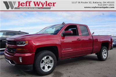 2018 Silverado 1500 Extended Cab 4x4 Pickup #A343464 - photo 1