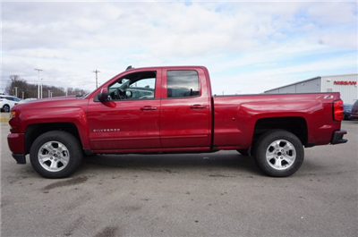 2018 Silverado 1500 Extended Cab 4x4 Pickup #A343464 - photo 3