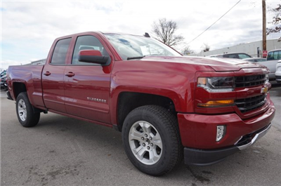 2018 Silverado 1500 Extended Cab 4x4 Pickup #A343464 - photo 7