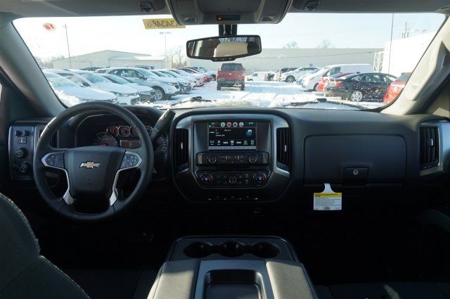 2018 Silverado 1500 Double Cab 4x4, Pickup #A343466 - photo 11