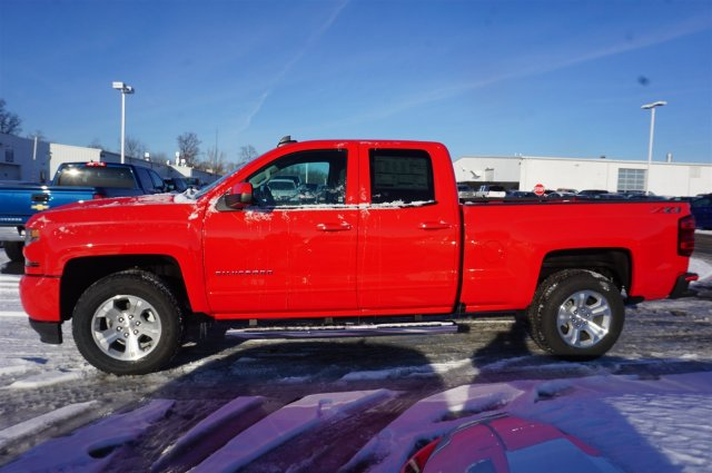 2018 Silverado 1500 Double Cab 4x4, Pickup #A343466 - photo 3