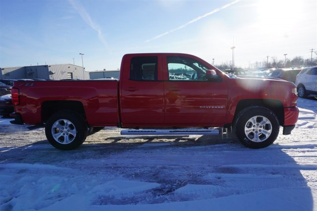 2018 Silverado 1500 Double Cab 4x4, Pickup #A343466 - photo 6