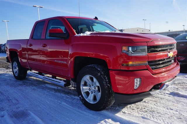 2018 Silverado 1500 Double Cab 4x4, Pickup #A343466 - photo 7