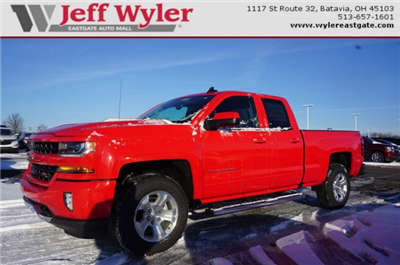2018 Silverado 1500 Double Cab 4x4, Pickup #A343466 - photo 1