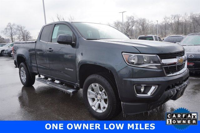 2015 Colorado Extended Cab 4x4, Pickup #A343512A - photo 3