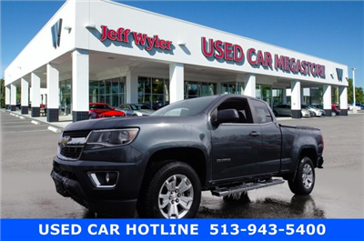 2015 Colorado Extended Cab 4x4, Pickup #A343512A - photo 1