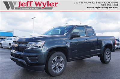 2018 Colorado Extended Cab 4x4, Pickup #A343570 - photo 1