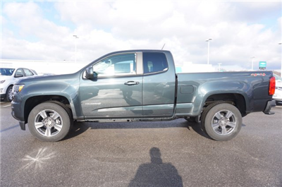 2018 Colorado Extended Cab 4x4, Pickup #A343570 - photo 3