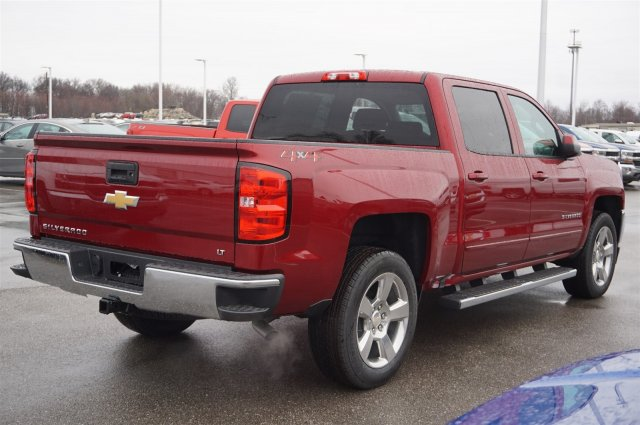 2018 Silverado 1500 Crew Cab 4x4, Pickup #A343646 - photo 5