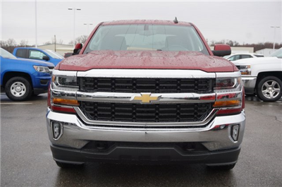 2018 Silverado 1500 Crew Cab 4x4, Pickup #A343646 - photo 8