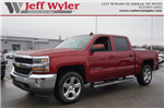 2018 Silverado 1500 Crew Cab 4x4, Pickup #A343646 - photo 1