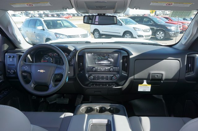 2016 Silverado 3500 Crew Cab 4x4, Reading Platform Body #A900110 - photo 11