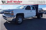 2016 Silverado 3500 Crew Cab 4x4, Reading Platform Body #A900110 - photo 1