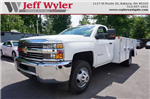 2017 Silverado 3500 Regular Cab 4x4, Service Body #A900147 - photo 1