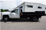 2017 Silverado 3500 Regular Cab DRW 4x4, Monroe MTE-Zee Dump Dump Body #A900162 - photo 3