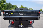 2017 Silverado 3500 Regular Cab DRW 4x4, Monroe MTE-Zee Dump Dump Body #A900162 - photo 4