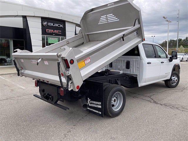 2021 GMC Sierra 3500 Crew Cab 4x4, Dump Body #2621080 - photo 1