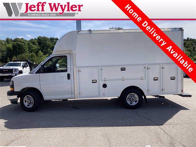 2021 GMC Savana 3500 4x2, Supreme Service Utility Van #2621105 - photo 1
