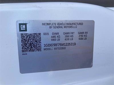 2021 GMC Savana 3500 4x2, Supreme Service Utility Van #2621105 - photo 37