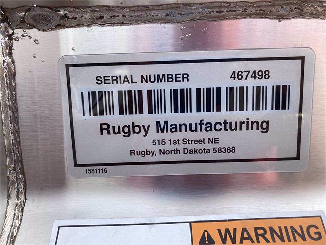 2021 Sierra 3500 Regular Cab 4x4,  Rugby Eliminator LP Stainless Steel Dump Body #2621109 - photo 29