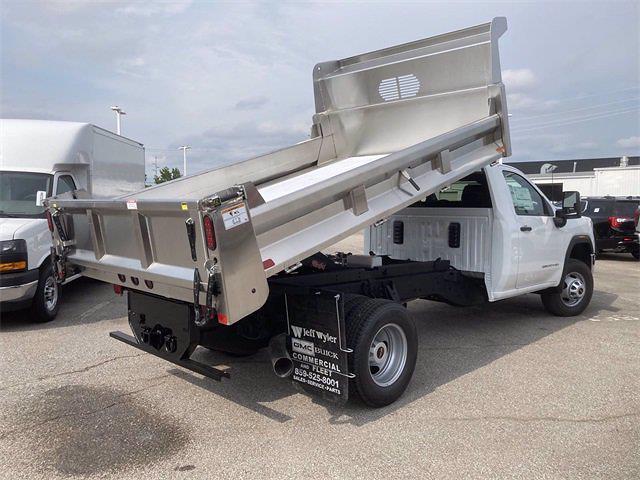 2021 GMC Sierra 3500 Regular Cab 4x4, Dump Body #2621109 - photo 1