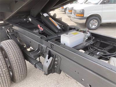 2021 Sierra 3500 Regular Cab 4x4,  Rugby Eliminator LP Stainless Steel Dump Body #2621109 - photo 10
