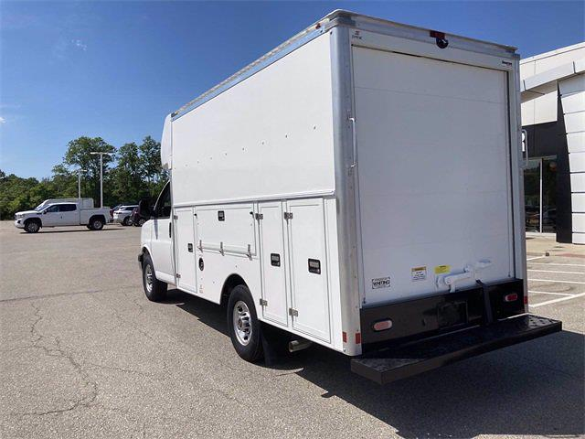 2021 GMC Savana 3500 4x2, Supreme Service Utility Van #2621112 - photo 1