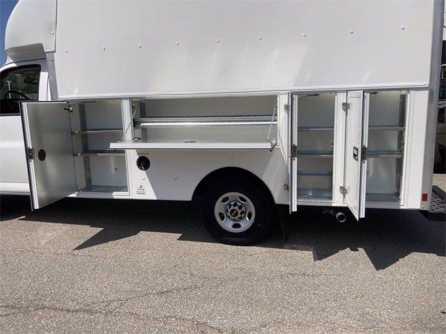 2021 GMC Savana 3500 4x2, Supreme Service Utility Van #2621112 - photo 9