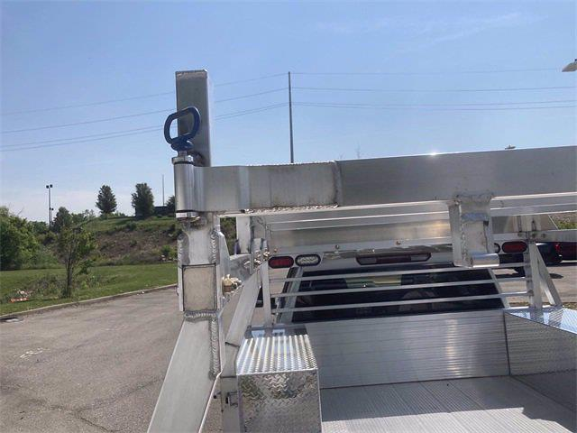 2021 Sierra 3500 Crew Cab 4x4,  Monroe Truck Equipment AL Series Platform Body Contractor Body #2621113 - photo 11