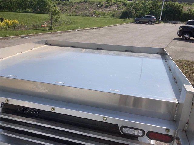2021 Sierra 3500 Crew Cab 4x4,  Monroe Truck Equipment AL Series Platform Body Contractor Body #2621113 - photo 15