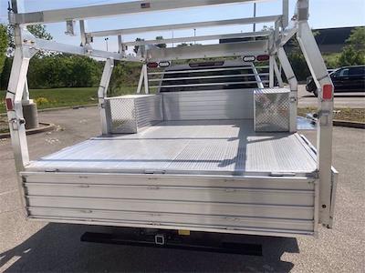 2021 Sierra 3500 Crew Cab 4x4,  Monroe Truck Equipment AL Series Platform Body Contractor Body #2621113 - photo 10