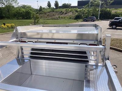 2021 Sierra 3500 Crew Cab 4x4,  Monroe Truck Equipment AL Series Platform Body Contractor Body #2621113 - photo 14