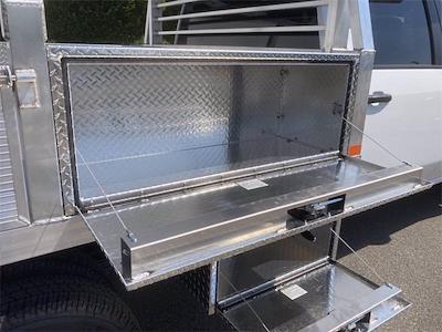 2021 Sierra 3500 Crew Cab 4x4,  Monroe Truck Equipment AL Series Platform Body Contractor Body #2621113 - photo 6