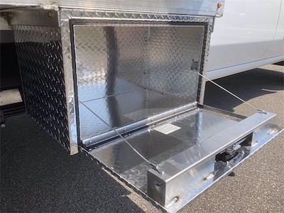 2021 Sierra 3500 Crew Cab 4x4,  Monroe Truck Equipment AL Series Platform Body Contractor Body #2621113 - photo 7