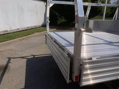 2021 Sierra 3500 Crew Cab 4x4,  Monroe Truck Equipment AL Series Platform Body Contractor Body #2621113 - photo 9