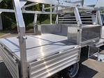 2021 Sierra 3500 Crew Cab 4x4,  Monroe Truck Equipment AL Series Platform Body Contractor Body #2621113 - photo 8