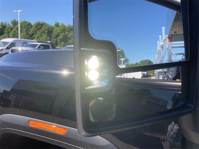 2021 GMC Sierra 3500 Crew Cab 4x4, Monroe Contractor Body #2621117 - photo 22