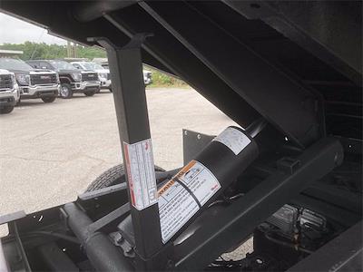 2021 Sierra 3500 Crew Cab 4x4,  Rugby Eliminator LP Steel Dump Body #2621120 - photo 16