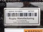 2021 Sierra 3500 Crew Cab 4x4,  Rugby Eliminator LP Steel Dump Body #2621120 - photo 53