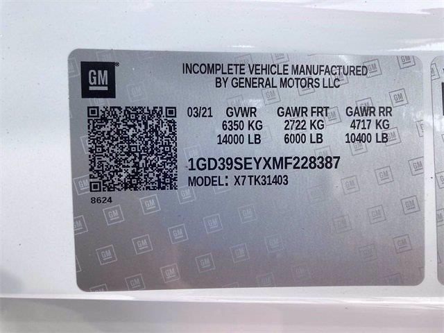 2021 Sierra 3500 Regular Cab 4x4,  Rugby Z-Spec Dump Body #2621124 - photo 33